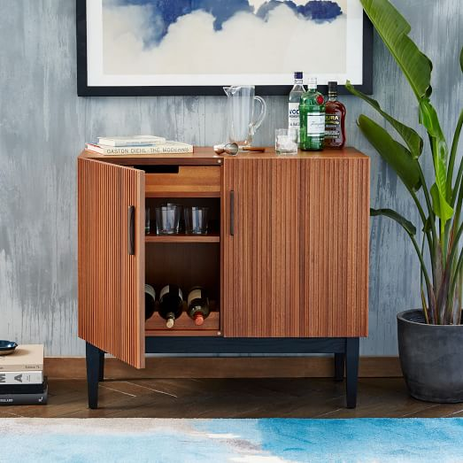 Raise a glass – to the drinks cabinet |