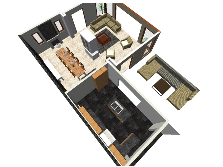 3D Space Planning