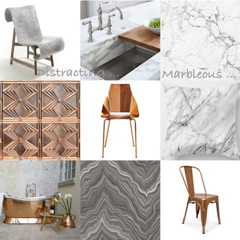 My marble-ous inspiration for my own kitchen