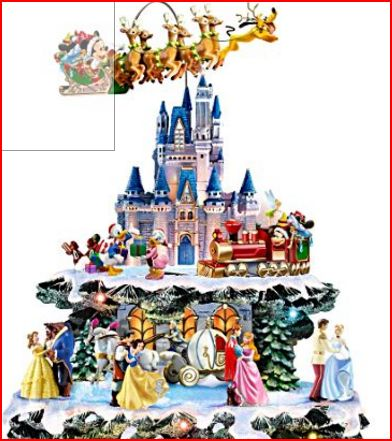 Disney Princess Tree form The Bradford Exchange