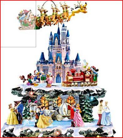 Disney Princess Tree form The Bradford Exchange
