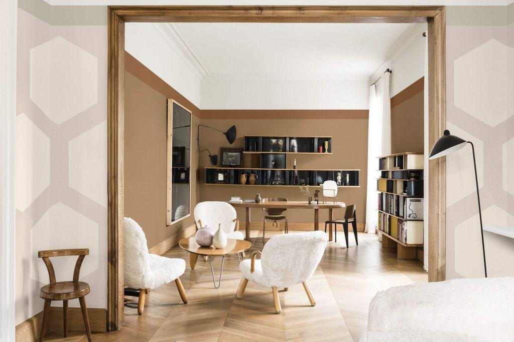 Dulux colour of the year spiced honey for Pareti colorate casa moderna