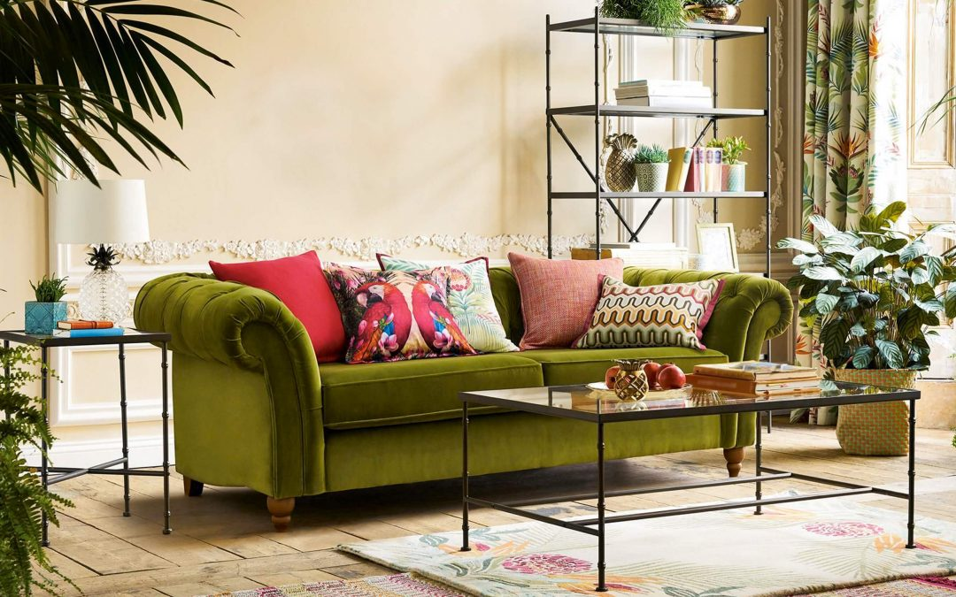 How to Decorate the Perfect Living Room